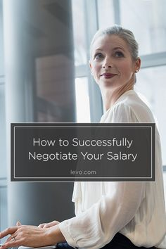 Negotiation skills affect how much women earn. And it turns out that 60 percent of Millennial women aren't negotiating at all. www.levo.com #Ask4More #EqualPay #Negotiation