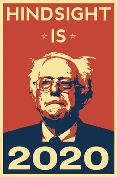 If Bernie ran again in 2020 that would be awesome! It should either be him or Elizabeth Warren & he can be her VP.