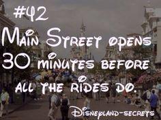 Disneyland secrets #42
