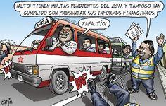 Carlincatura del Martes 14 de Julio, 2015 | Noticias del Perú | LaRepublica.pe