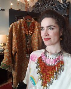 #MashaArcher #statementjewelry #jewelry