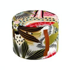 I pinned this Missoni Home Alice Pouf from the Our Favorite Ottomans event at Joss & Main!