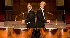 Marinus Komst & Nick Woud - the Royal Concertgebouw Orchestra in Amsterdam