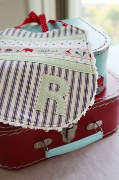 r is for roman by nanaCompany, via Flickr