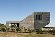 Completed in 2019 in Belén de Escobar, Argentina. Images by Albano García. This house was born with the aim of being a place to be outdoors. The fundamental characteristic of the neighborhood was its flood condition, being. Electrical Installation, Defying Gravity, Ground Floor Plan, Winter Photos, Natural Phenomena, Amazing Architecture, The Neighbourhood, Deck, Photo And Video