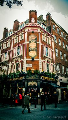 Covent Garden ~ London, England