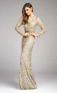 Mac Duggal 4316D Dress - NewYorkDress.com