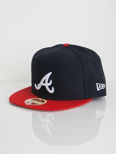 New Era Caps Cappelli fit 59Fifty 1998 Collection Atlanta Braves New Era  Caps  0e43b8b1c06f
