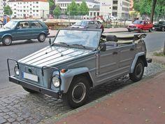 VW Type 181 (Thing)