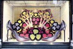 Best display windows around London