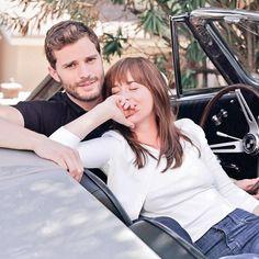 Photoshoot oficial de promoción para la película 50Sombrasde Grey de Dakota Johnson y Jamie Dornan. Este post pertenece a la web Si lo estás leyendo en otra ubicación es porque el contenido está…