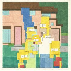 The Simpsons, $24 - $85, now featured on Fab.