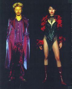 inu1941-1966: Ichi the Killer 2001 Takashi miike Film stylist: Michiko kitamura
