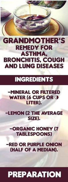 Flu Remedies Grandmother's Remedy for Asthma, Bronchitis, Cough and Lung diseases - Health Curiosity Magazine natural burn remedies Homemade Cold Remedies, Cold Remedies Fast, Cold And Cough Remedies, Home Remedy For Cough, Flu Remedies, Bronchitis Remedies, Homeopathic Remedies, Holistic Remedies, Health Remedies