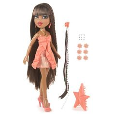 Barbie Doll with Shoes and Accessories -- Check out the image by visiting the link.