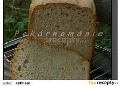 Vnoučkův chleba se špaldou recept - TopRecepty.cz