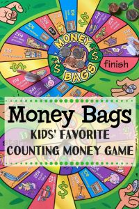 Money Bags game - be