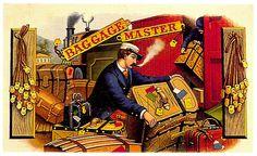 baggage master