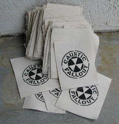 Make a Pile O' Patches for Cheap