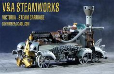 Funny gadgets for kids – Steampunk Lego Robots – Fun gadgets – Toys – Gadgets for boys | Sclick