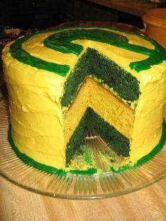 Happy Birthday, Green Bay style!