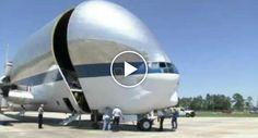 Este Estranho Avião Tem a Capacidade De Transportar Facilmente Uma Casa Inteira http://www.funco.biz/estranho-aviao-capacidade-transportar-facilmente-casa-inteira/