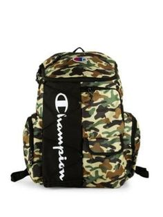 CHAMPION Forever Champ Utility Backpack.  champion  bags  polyester   backpacks 18ad8a41ddbf7