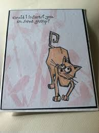 Image result for tim holtz crazy cats