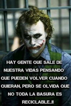 Let's start from today – Inspirational Quotes Joker Qoutes, Joker Frases, Best Joker Quotes, Badass Quotes, Best Quotes, Batman Quotes, Epic Quotes, Smile Quotes, Attitude Quotes