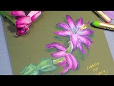 If you like to blend pastels then you need to watch and discover a great tool that is both inexpensive and holds up to blending on sanded paper. It is readil...