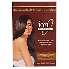 Thumbnail Image of Ion Keratin Smoothing Treatment Kit