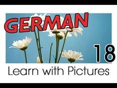 Learn German - German Plants Vocabulary