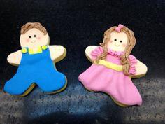 boy and girl foundan coockie