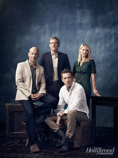 'Homeland': Portraits of the Emmy-Winning Cast and Creators
