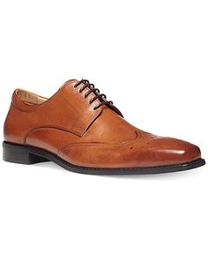 Steve Madden Dowser Dress Lace-Up Oxfords - All Men's Shoes - Men - Macy's