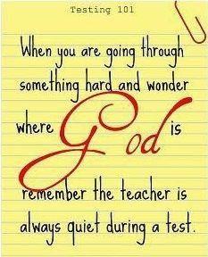 God teach us