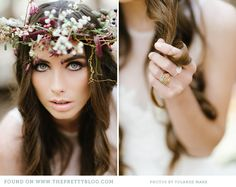 The Enchanted Forest {Wedding Inspiration} featuring Dear Rae Jewellery