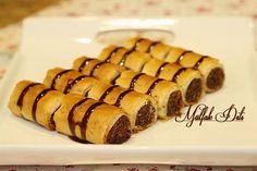 ✿Mutfak Dili ✿: Mozaik Pastalı Baklava