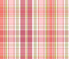 Multi_Plaid fabric by duckerdesigns on Spoonflower - custom fabric Tartan Material, Plaid Fabric, Scrapbook Embellishments, Writing Paper, Pretty Patterns, Textile Patterns, Textiles, Plaid Pattern, Wallpaper Backgrounds