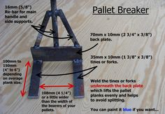 Pallet Dismantlement by Jon - Here's a good one, from handycrowd in this discussion.