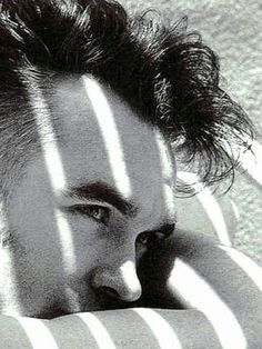 Morrissey, photo by Linder Sterling