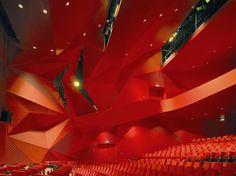 Agora Theater in Lelystad door UNStudio