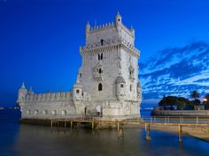 Head to Lisbon for a stunning mix of ancient sites and modern wonders, from a 16th-century Moorish castle to the largest aquarium in Europe.