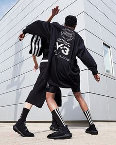 COLLECTION: Y-3 SPRING-SUMMER 2018 | F Word Magazine