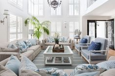 12 Swoon Worthy Living Rooms from Australia's Leading Interior Designers