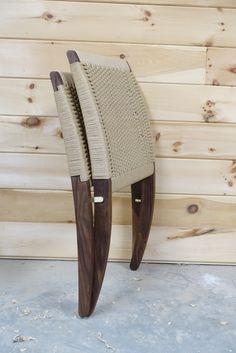 Caleb James Chairmaker Planemaker Danish Modern Lounge