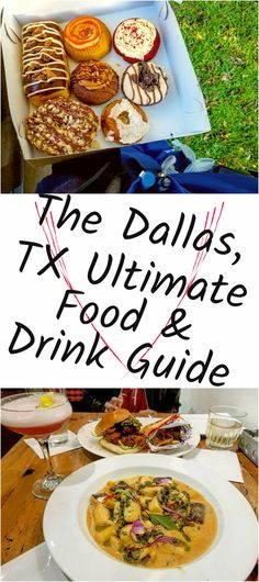 The Dallas, TX Ultimate Food and Drink Guide! As a local from Dallas with a love of food, I am bringing you the complete guide of where to eat and what to drink! Visit Dallas, Dallas Texas, Austin Texas, Dallas Things To Do, Dallas Food, Food Porn, Texas Travel, Travel Usa, Travel Tips