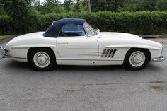 1960 Mercedes-Benz 300SL