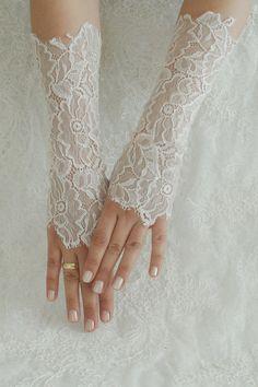 Bridal glove Wedding glove Alencon lace glove by WEDDINGHome, $38.00 Plan Your Wedding, Dream Wedding, Wedding Day, Wedding Dreams, Wedding Stuff, Lace Wedding, Wedding Gloves, Wedding Garter Set, Lace Gloves