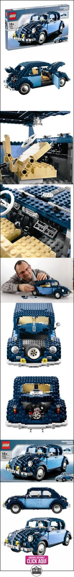 LEGO 10187 - Volkswagen Sedán, diseño antiguo  ✿ Lego - el surtido más amplio ✿ ▬► Ver oferta: https://comprar.io/goto/B0014GI8QM